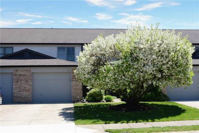 9243 Backwater Drive, Indianapolis, IN 46250 (MLS #21708839) :: Heard Real Estate Team | eXp Realty, LLC