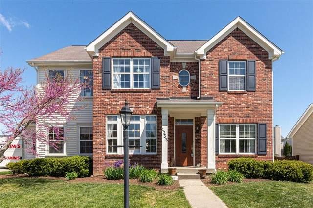 1252 Bridgeport Drive, Westfield, IN 46074 (MLS #21708841) :: The ORR Home Selling Team