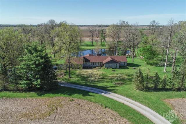 11595 W County Road 1000 N, Gaston, IN 47342 (MLS #21708847) :: The ORR Home Selling Team