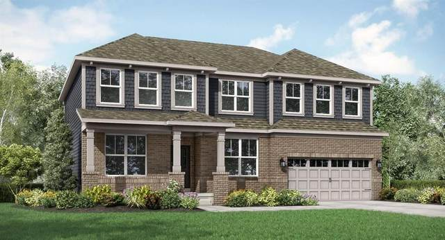 9934 Delmore Drive, Fishers, IN 46040 (MLS #21708872) :: The Indy Property Source