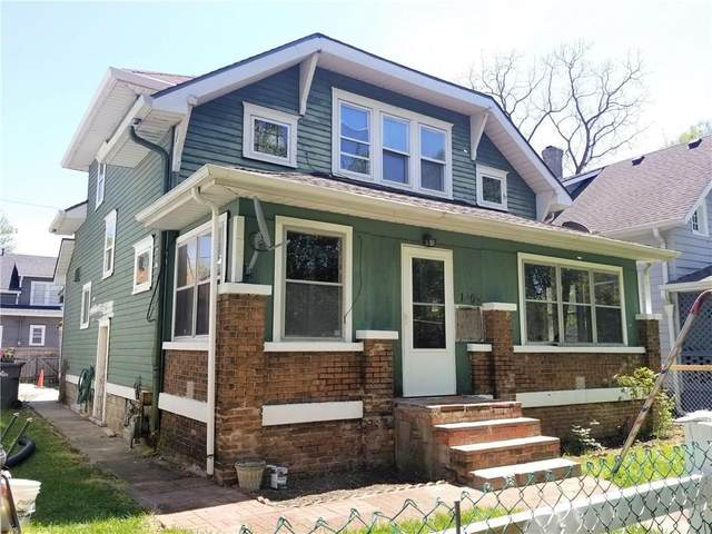 1203 Dawson Street, Indianapolis, IN 46203 (MLS #21708879) :: Anthony Robinson & AMR Real Estate Group LLC
