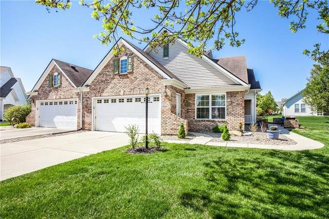 12095 Cave Creek Court, Noblesville, IN 46060 (MLS #21708883) :: The Indy Property Source