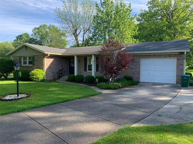 1050 Jameson Court, New Castle, IN 47362 (MLS #21708956) :: Mike Price Realty Team - RE/MAX Centerstone