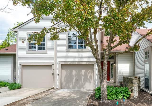 9584 E Bay Vista E, Indianapolis, IN 46250 (MLS #21708963) :: The ORR Home Selling Team