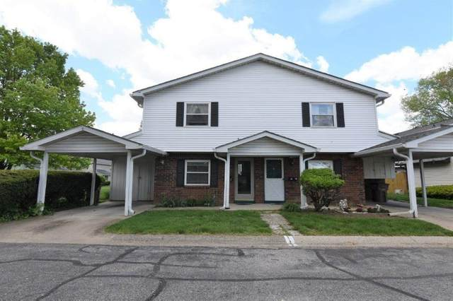2050 Flourishing Drive, Columbus, IN 47201 (MLS #21708983) :: The ORR Home Selling Team