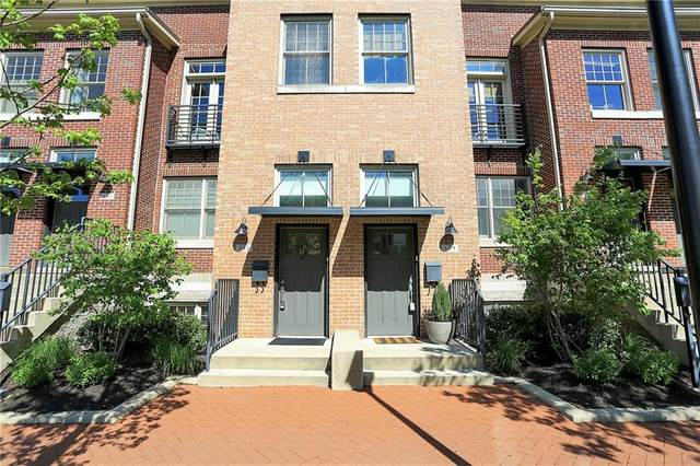 541 N Park Avenue #541, Indianapolis, IN 46202 (MLS #21708993) :: The Indy Property Source