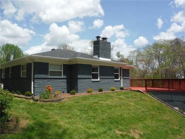7938 E Foxhill Drive, Camby, IN 46113 (MLS #21708999) :: Heard Real Estate Team | eXp Realty, LLC