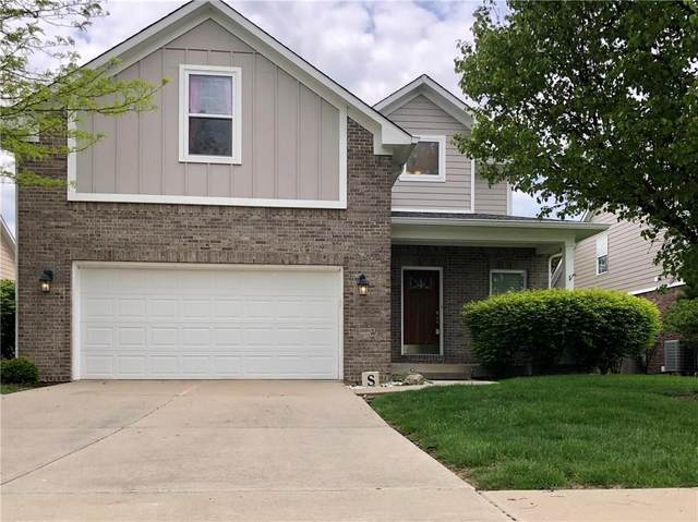 4688 Rainmaker Row, Greenwood, IN 46143 (MLS #21709006) :: Anthony Robinson & AMR Real Estate Group LLC
