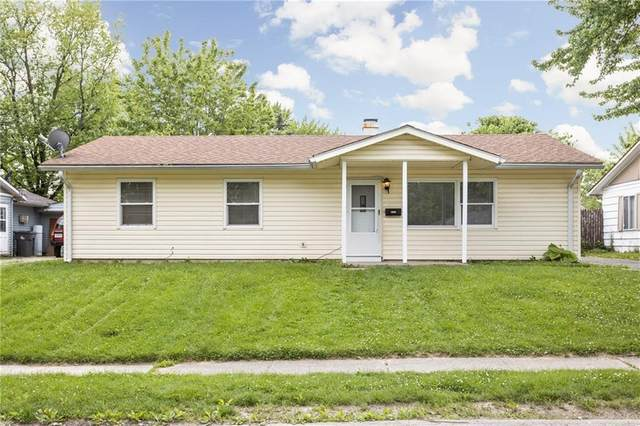 3236 Welch Drive, Indianapolis, IN 46224 (MLS #21709053) :: Heard Real Estate Team | eXp Realty, LLC