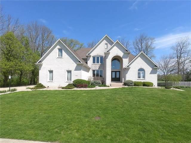 2260 Fallwood Way, Carmel, IN 46032 (MLS #21709129) :: Anthony Robinson & AMR Real Estate Group LLC