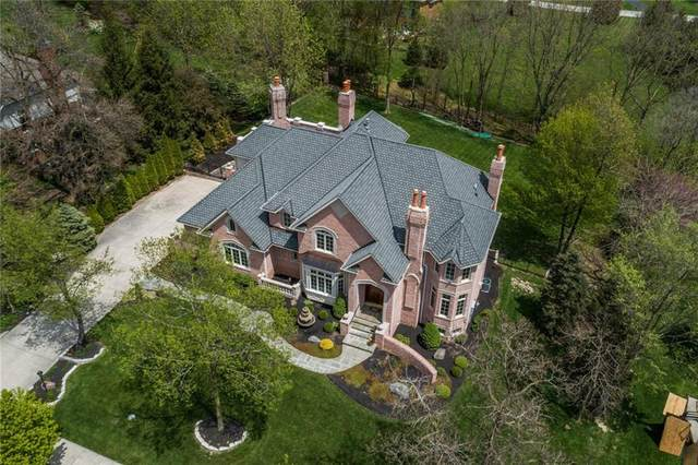 16225 Chancellors Ridge Way, Westfield, IN 46062 (MLS #21709135) :: Anthony Robinson & AMR Real Estate Group LLC