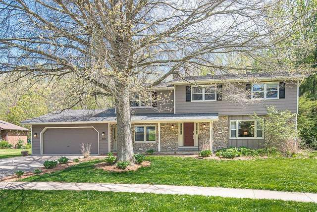 2620 E Rock Creek Drive, Bloomington, IN 47401 (MLS #21709136) :: AR/haus Group Realty