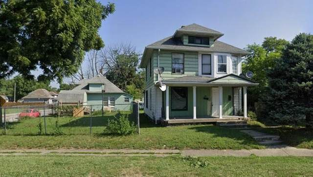 2606 Southeastern Avenue, Indianapolis, IN 46201 (MLS #21709193) :: The Indy Property Source