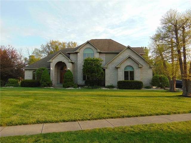 19 Meadow Lane, Whiteland, IN 46184 (MLS #21709194) :: The Indy Property Source