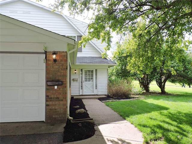 4416 London Court, Indianapolis, IN 46254 (MLS #21709209) :: The ORR Home Selling Team
