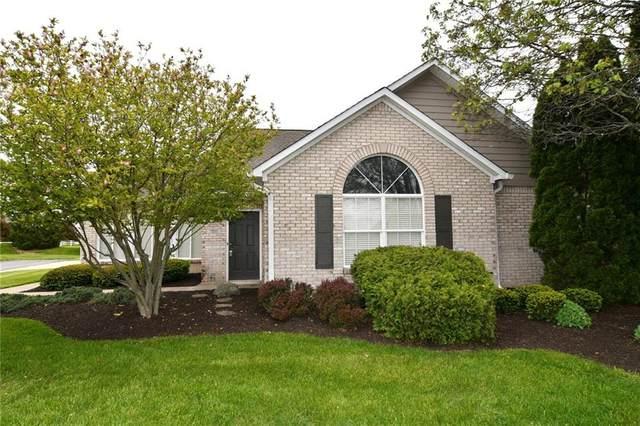 7337 Lake Lakota Drive #12, Indianapolis, IN 46217 (MLS #21709233) :: The ORR Home Selling Team