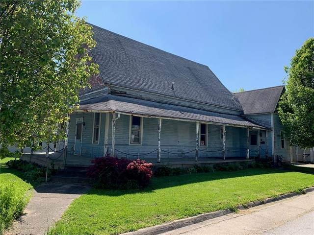 317 Elm Street, Rockville, IN 47875 (MLS #21709249) :: Mike Price Realty Team - RE/MAX Centerstone