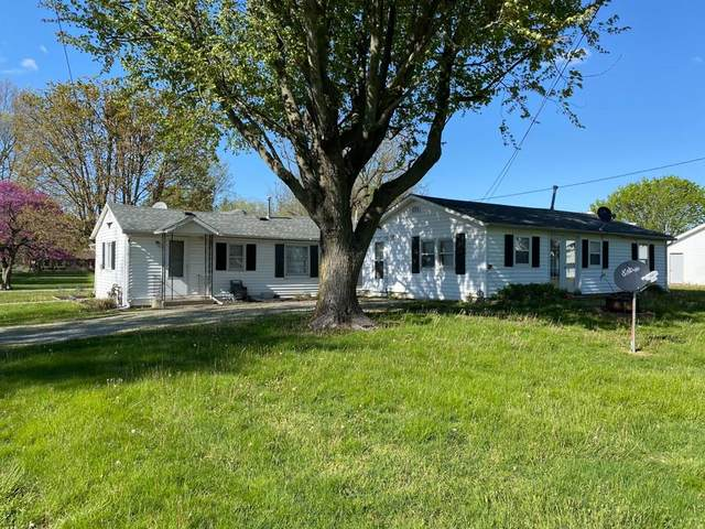 809 Maple Street, Frankton, IN 46044 (MLS #21709328) :: Mike Price Realty Team - RE/MAX Centerstone