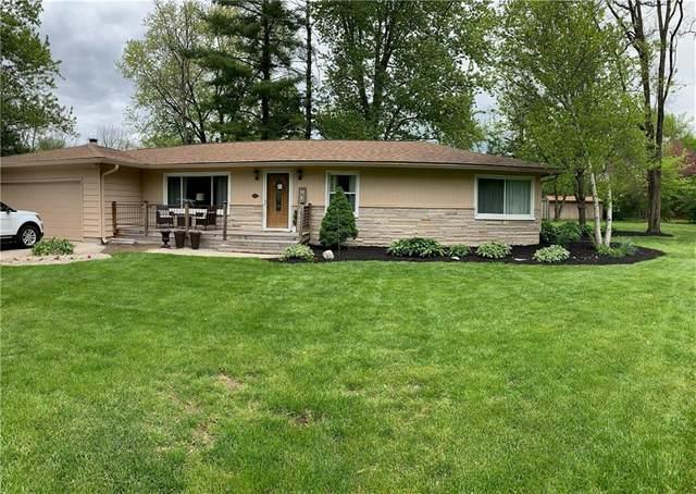 4169 Locust Lane, Brownsburg, IN 46112 (MLS #21709346) :: The ORR Home Selling Team