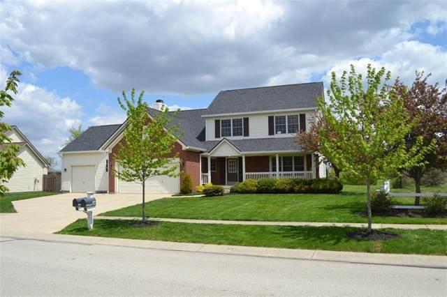 1010 Bridgeport Drive, Westfield, IN 46074 (MLS #21709350) :: The ORR Home Selling Team