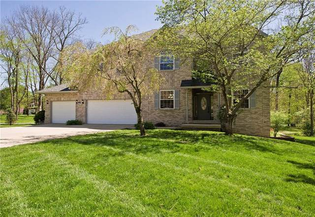 5591 E Dayhuff Road, Mooresville, IN 46158 (MLS #21709353) :: The Indy Property Source