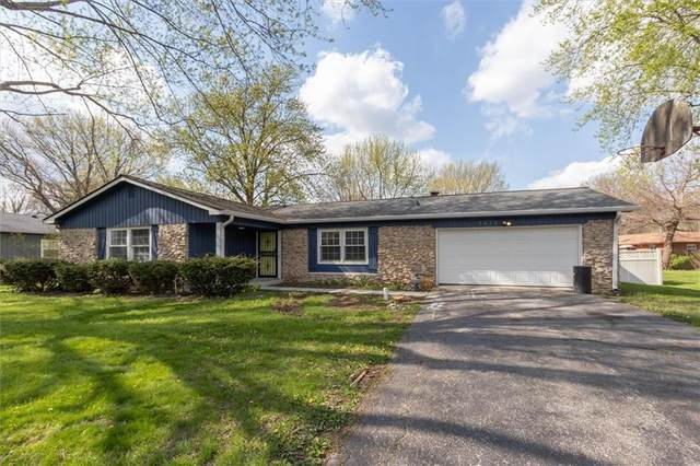 3428 Ellyn Drive, Indianapolis, IN 46228 (MLS #21709381) :: Anthony Robinson & AMR Real Estate Group LLC