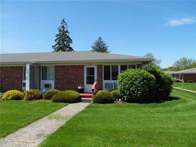 937 W Mckay Road, Shelbyville, IN 46176 (MLS #21709383) :: The Indy Property Source