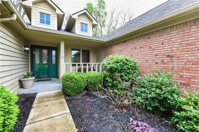 3109 Skeeter Court, Indianapolis, IN 46214 (MLS #21709392) :: The Indy Property Source