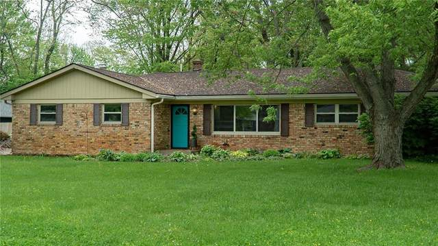10321 N New Jersey Street, Indianapolis, IN 46280 (MLS #21709413) :: Heard Real Estate Team | eXp Realty, LLC