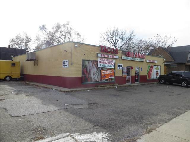 2841 E Michigan Street, Indianapolis, IN 46201 (MLS #21709417) :: AR/haus Group Realty