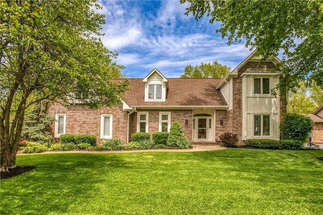 4948 Saint Charles Place, Carmel, IN 46033 (MLS #21709443) :: The Evelo Team