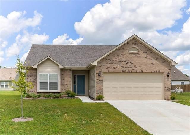 4348 Ringstead Way, Indianapolis, IN 46235 (MLS #21709459) :: Mike Price Realty Team - RE/MAX Centerstone