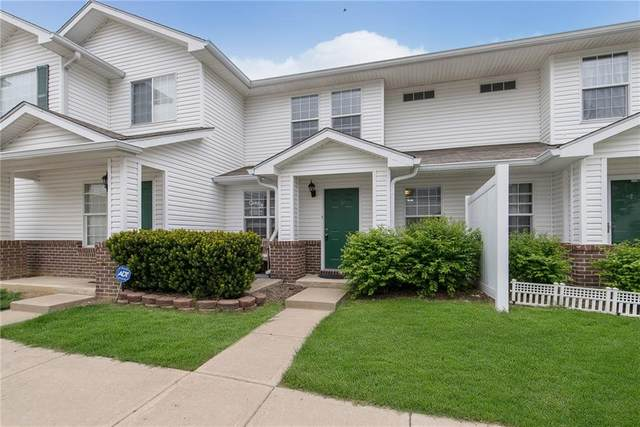 4962 Potomac Square Place #3, Indianapolis, IN 46268 (MLS #21709474) :: The ORR Home Selling Team