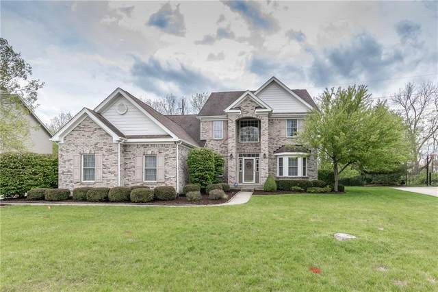 9103 Iris Lane, Zionsville, IN 46077 (MLS #21709489) :: Mike Price Realty Team - RE/MAX Centerstone
