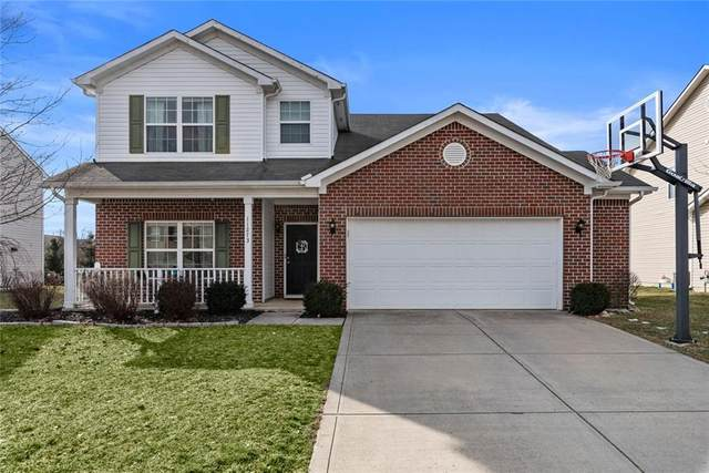 11273 Dobbins Drive, Fishers, IN 46038 (MLS #21709490) :: Anthony Robinson & AMR Real Estate Group LLC