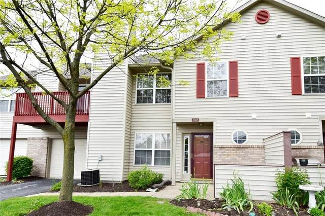 3069 Wildcat Lane #18, Indianapolis, IN 46203 (MLS #21709561) :: The ORR Home Selling Team