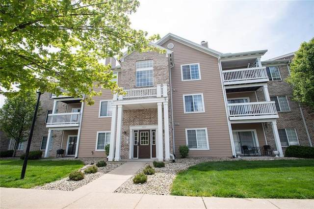 4933 Opal Ridge Lane #205, Indianapolis, IN 46237 (MLS #21709568) :: AR/haus Group Realty