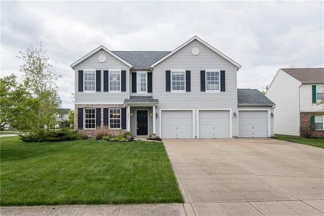 16704 Earl Park Court, Westfield, IN 46074 (MLS #21709617) :: Heard Real Estate Team | eXp Realty, LLC