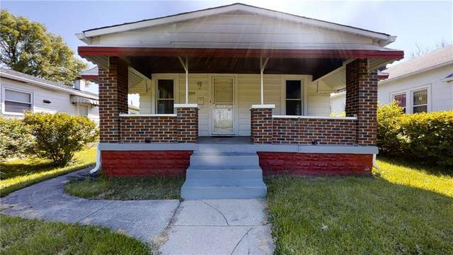 2259 N Rural Street, Indianapolis, IN 46218 (MLS #21709620) :: Anthony Robinson & AMR Real Estate Group LLC
