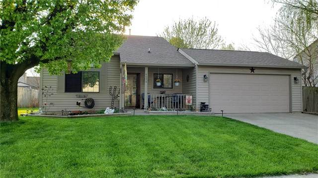 4006 William Avenue, Franklin, IN 46131 (MLS #21709635) :: The Indy Property Source