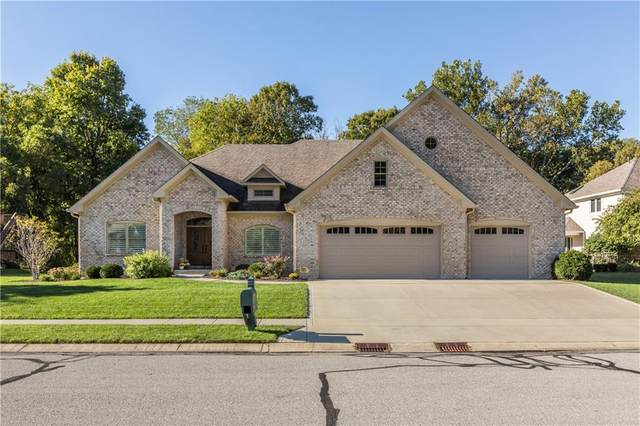 2370 River Birch Drive, Avon, IN 46123 (MLS #21709637) :: Dean Wagner Realtors