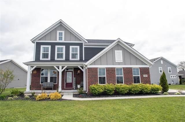 1019 N Springhurst Boulevard, Greenfield, IN 46140 (MLS #21709648) :: Heard Real Estate Team | eXp Realty, LLC