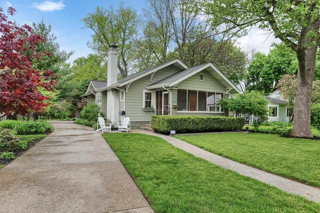 6208 Central Avenue, Indianapolis, IN 46220 (MLS #21709684) :: The Indy Property Source