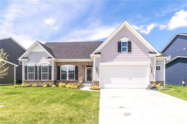 11984 Eagleview Drive, Zionsville, IN 46077 (MLS #21709692) :: The Indy Property Source
