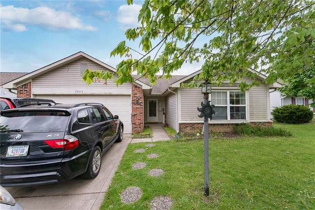 7843 Cross Willow Boulevard, Indianapolis, IN 46239 (MLS #21709695) :: Anthony Robinson & AMR Real Estate Group LLC