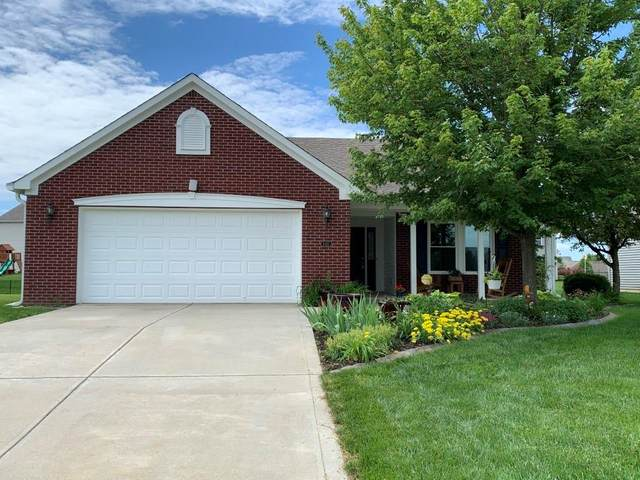 5420 Kenderdine Court, Plainfield, IN 46168 (MLS #21709719) :: The Indy Property Source