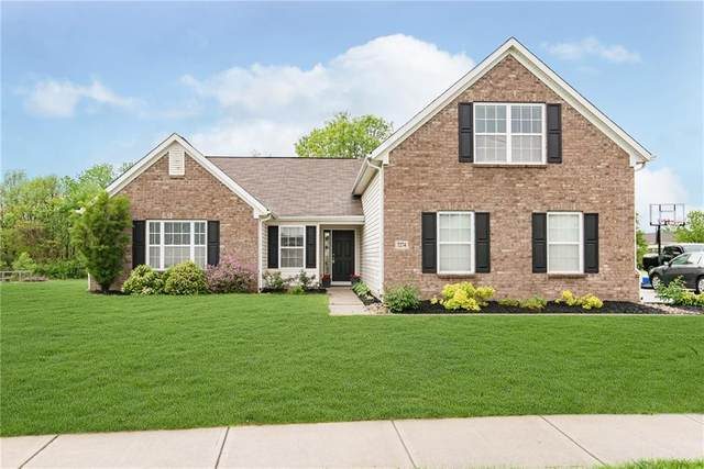7274 N Laredo Drive, Mccordsville, IN 46055 (MLS #21709790) :: The Evelo Team