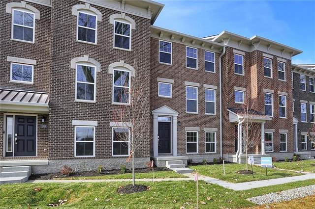 913 E 16th Street, Indianapolis, IN 46202 (MLS #21709798) :: The Indy Property Source