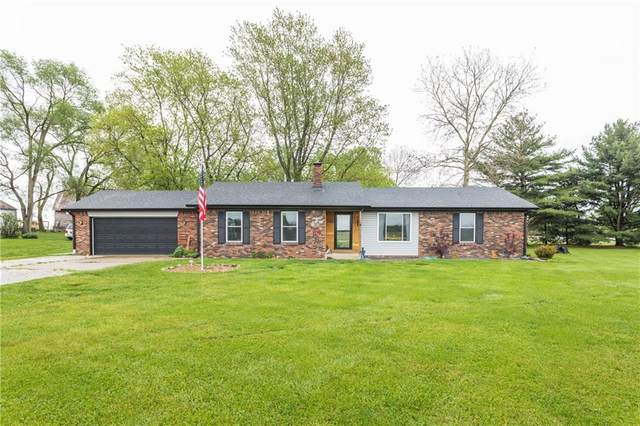 3765 N Co Rd 100 E, Danville, IN 46122 (MLS #21709813) :: The Indy Property Source