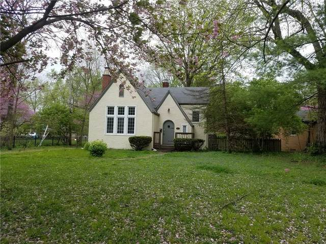6603 N Park Avenue, Indianapolis, IN 46220 (MLS #21709820) :: The Indy Property Source
